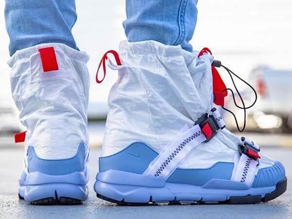 Top 10 đôi giày Sneaker hot trend 2019 - Tom Sachs x Nike Mars Yard Overshoe