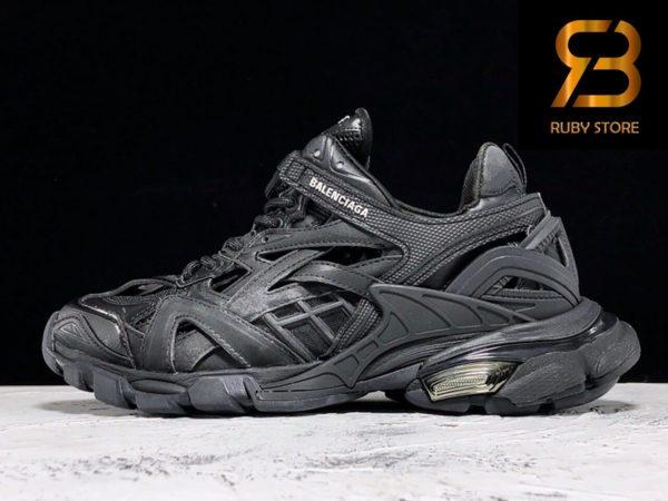 giày balenciaga track 2.0 đen full replica 1:1 siêu cấp