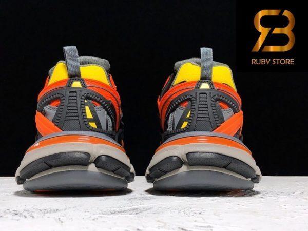 giày balenciaga track 2.0 cam đen replica 1:1 siêu cấp