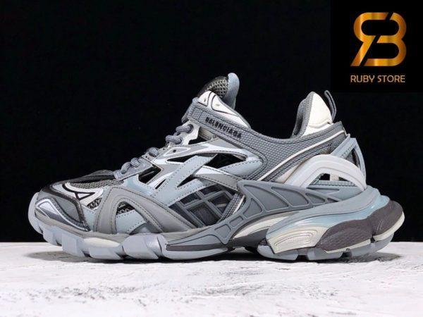 giày balenciaga track 2.0 grey replica 1:1 siêu cấp