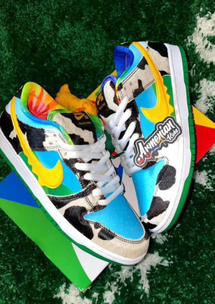 Ben Jerry's x Nike SB Dunk Low Pro