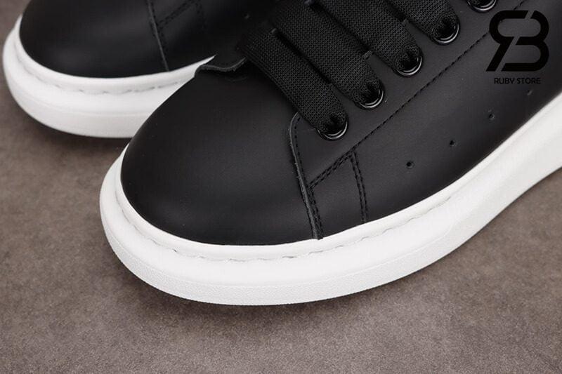giày alexander mcqueen đen trắng siêu cấp like authentic