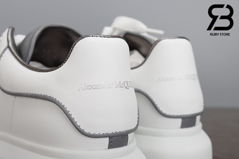 giày alexander mcqueen trắng static siêu cấp like authentic