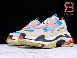 giày balenciaga triple s outremer replica 1:1 siêu cấp