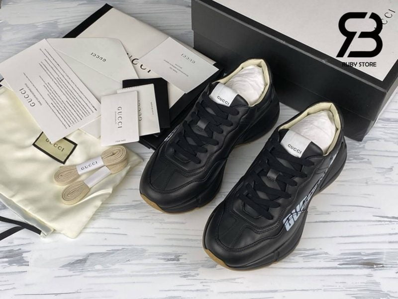 giày gucci rhyton band sneaker siêu cấp ở hcm