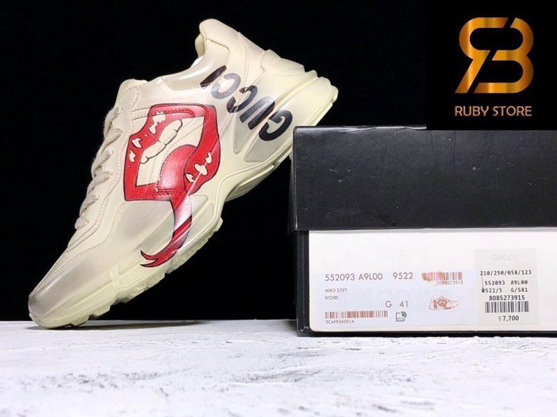 Giày Gucci Rhyton Mouth Siêu Cấp Nhất 99,9% ở hồ chí minh