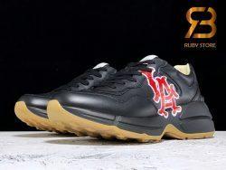giày gucci rhyton sneaker with LA angels print replica 1:1 siêu cấp ở hồ chí minh