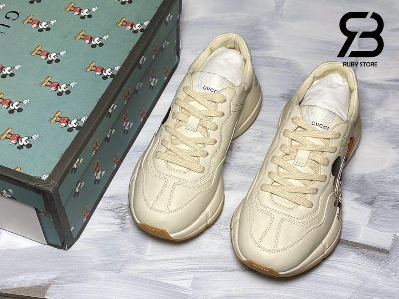 giày gucci rhyton x disney mickey siêu cấp ở hcm