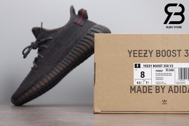 giày adidas yeezy boost 350v2 black static reflective pk god siêu cấp