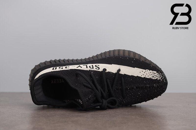 giày adidas yeezy boost 350v2 black white pk god siêu cấp