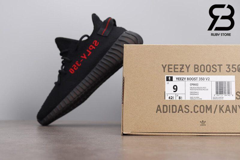 giày adidas yeezy boost 350v2 bred pk god siêu cấp