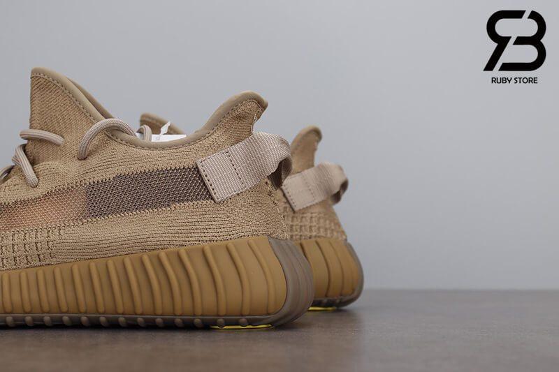 giày adidas yeezy boost 350v2 earth pk god siêu cấp