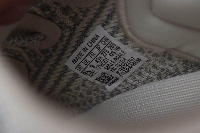 giày adidas yeezy boost 350v2 lundmark reflective pk god siêu cấp