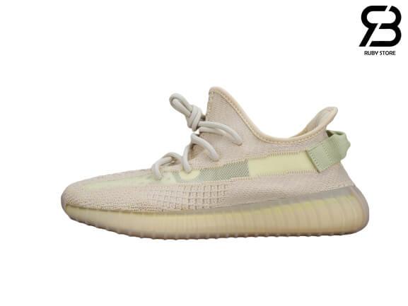 giày adidas yeezy boost 350v2 flax pk god siêu cấp