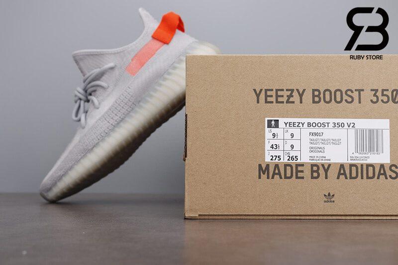 giày adidas yeezy boost 350v2 tail light pk god siêu cấp