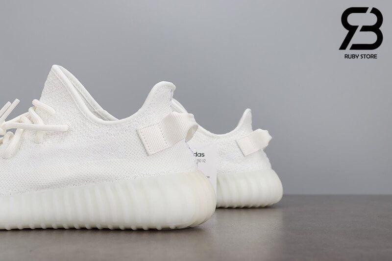 giày adidas yeezy boost 350v2 triple white pk god siêu cấp