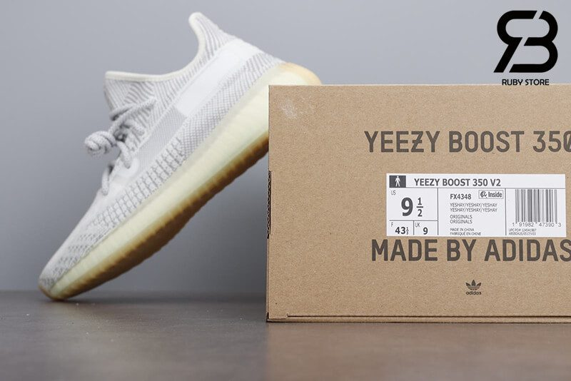 giày adidas yeezy boost 350v2 yeshaya pk god siêu cấp