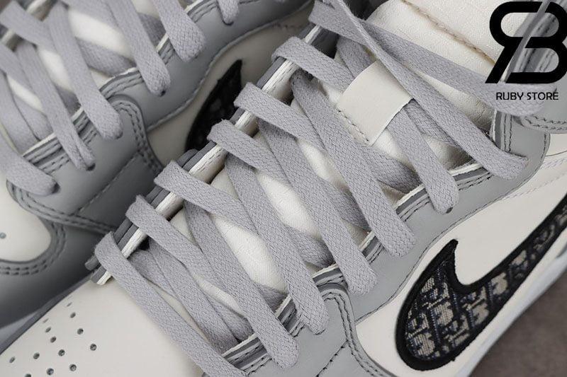 Giày Nike Air Jordan 1 x Dior High Siêu Cấp Like Authentic
