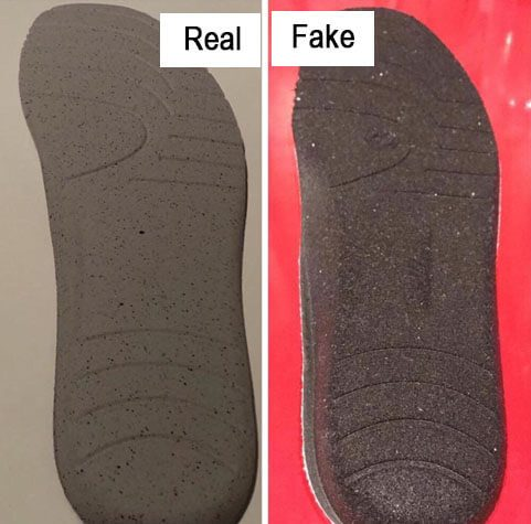 Nhận biết giày Balenciaga thật giả qua lớp lót