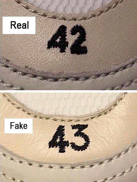 Nhận biết giày Balenciaga thật giả qua mũi giày