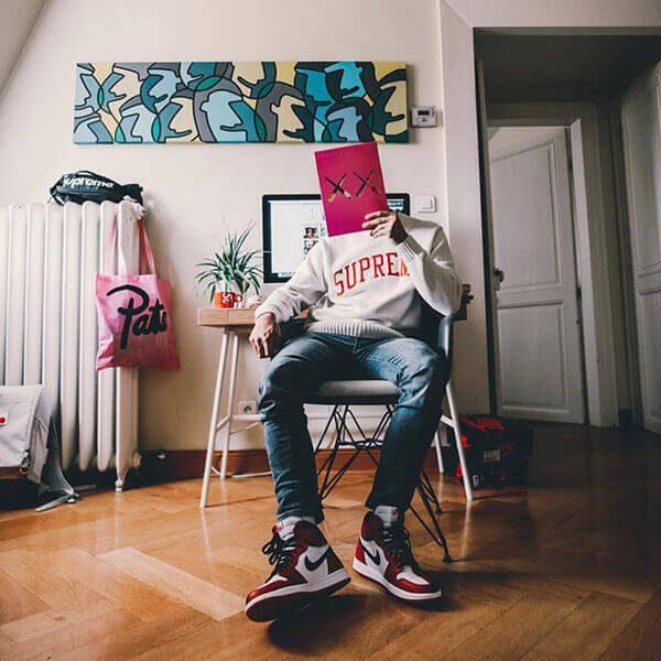 Phối giày Air Jordan 1 với quần áo mình thích nhất