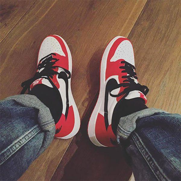 Cách phối đồ với giày Jordan 1 Low cổ thấp