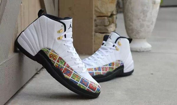 Giày Air Jordan 12