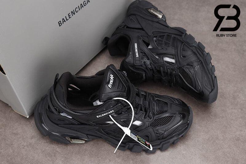 giày balenciaga track 2 black siêu cấp