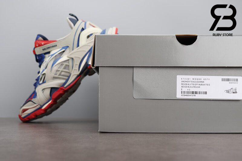 giày balenciaga track 2 grey blue siêu cấp