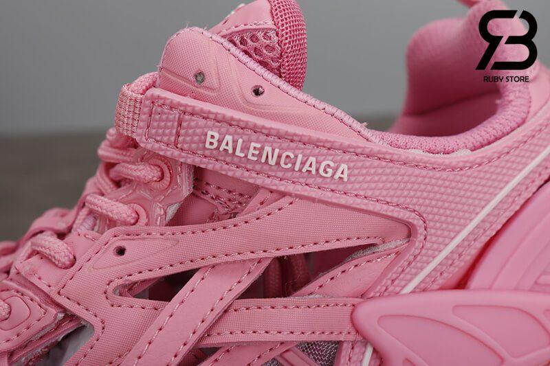 giày balenciaga track 2 light pink siêu cấp