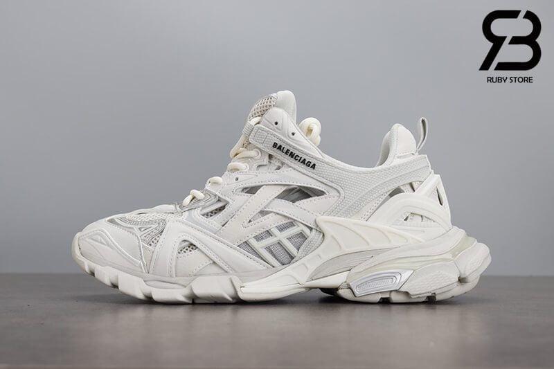 giày balenciaga track 2 white siêu cấp