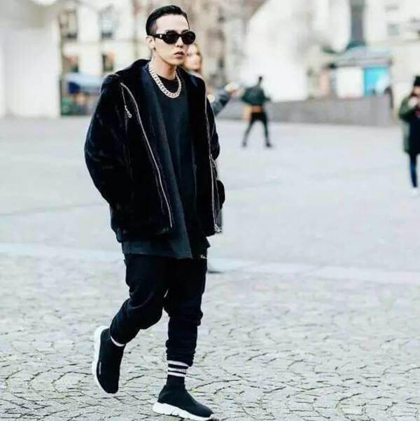Giày Balenciaga- Giày G-Dragon yêu thích nhất