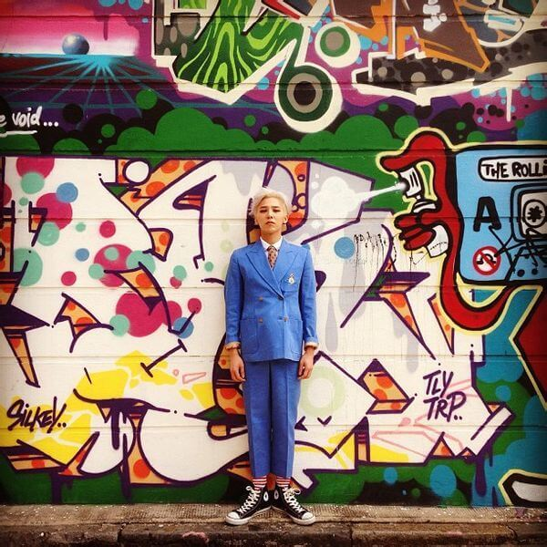 Giày Converse - Giày G-Dragon yêu thích nhất