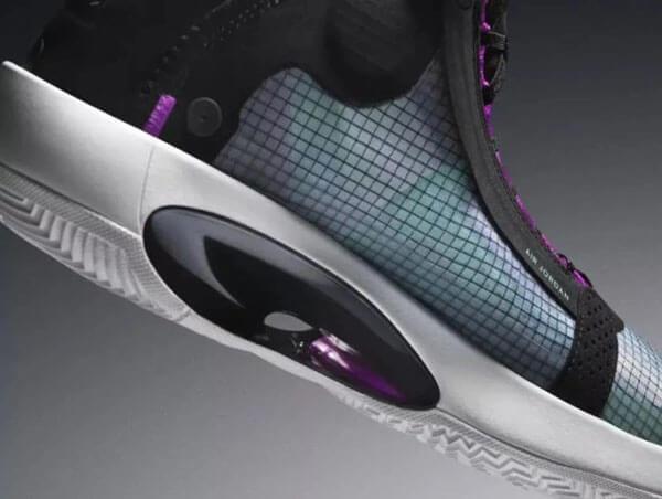 Giữ được tinh thần thiết kế của Jordan 5