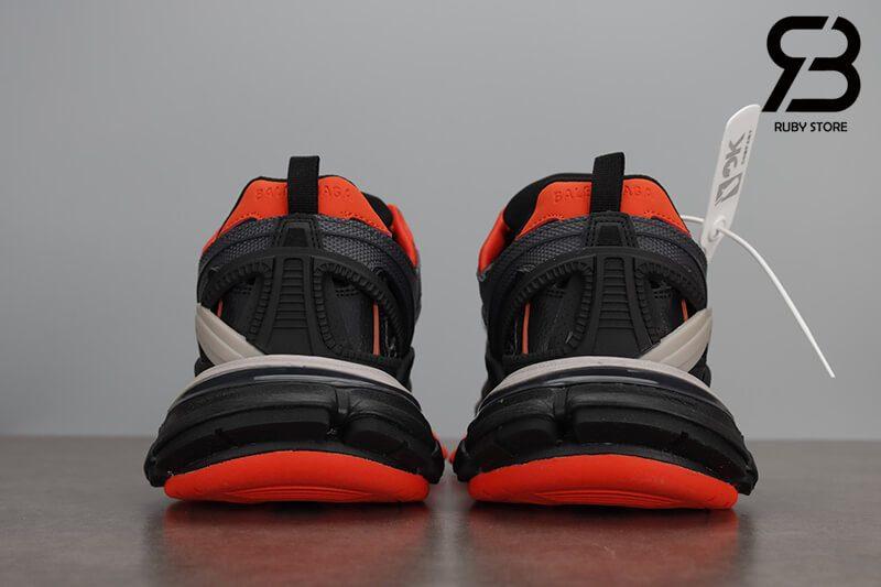 giày balenciaga track 2 black red siêu cấp