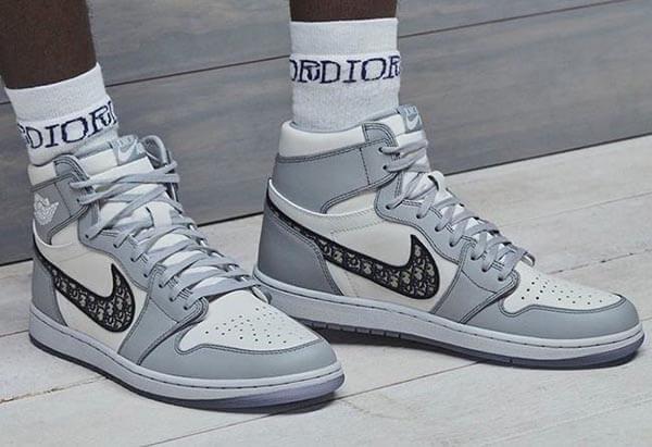 Dior x Jordan Air Jordan 1