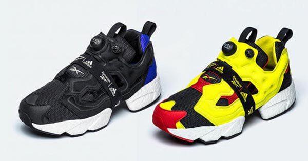 adidas x Reebok Instapump Fury BOOST