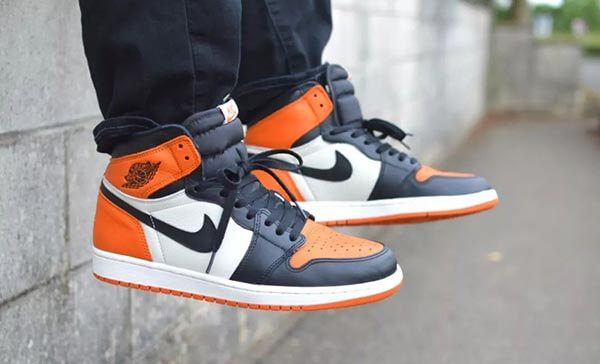 Air Jordan 1 Retro Shattered Backboard