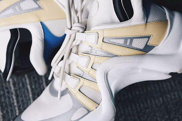 Chất liệu cao cấp được sử dụng trong Archlight Sneaker