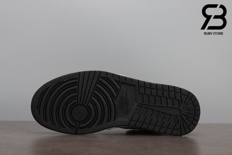 giày nike air jordan 1 high og retro gym red siêu cấp