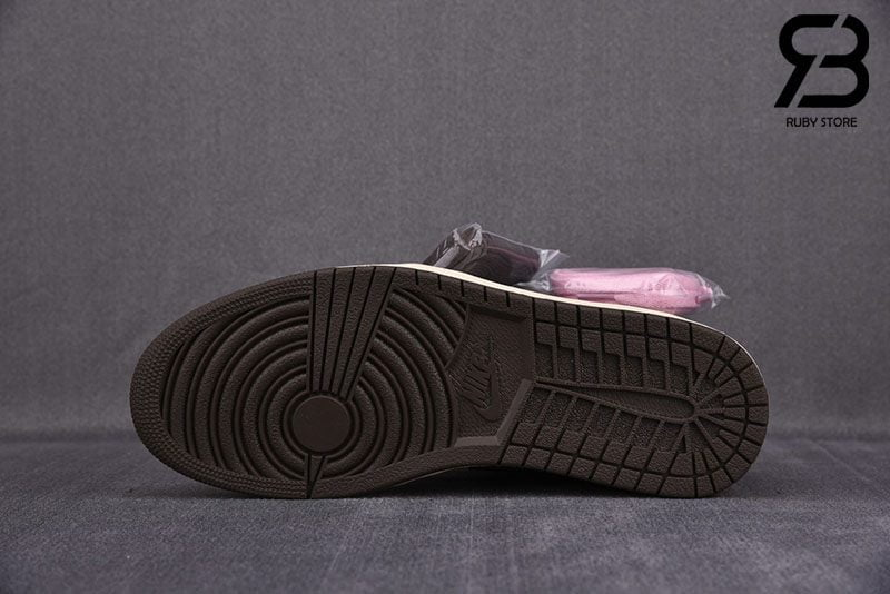 Giày Nike Air Jordan 1 Retro High Travis Scott Siêu Cấp