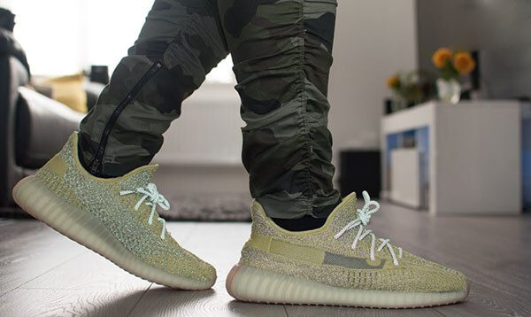 Giày Yeezy 350 V2 Antlia phản quang