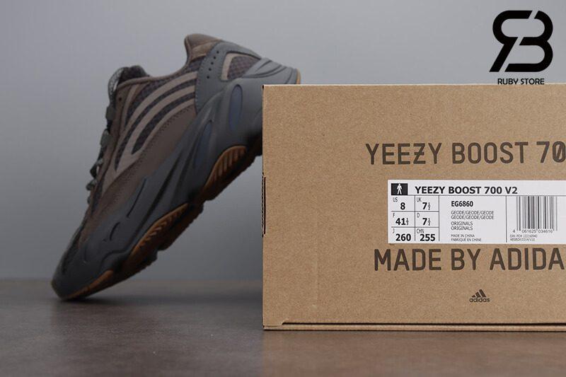 giày adidas yeezy boost 700 v2 geode siêu cấp og