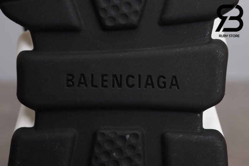 Giày Balenciaga Speed Trainer Đế Trắng Đen Hồng Siêu Cấp
