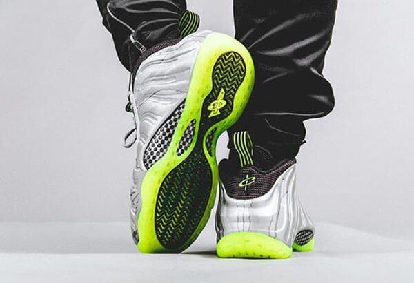 Dòng giày bóng rổ tốt nhất của Nike Foamposite