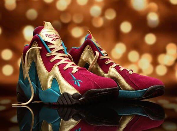 Dòng giày bóng rổ đẹp của Reebok Kamikaze