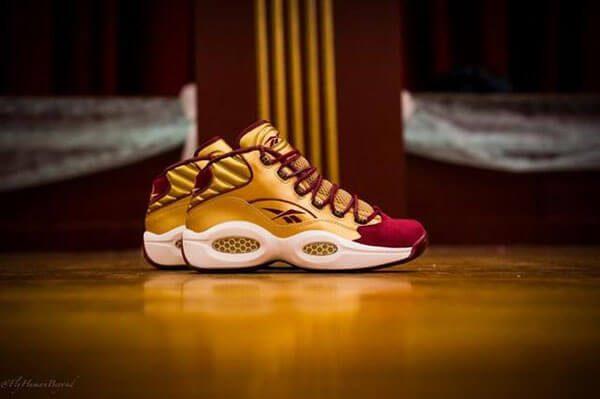 Series Question của Reebok về đôi giày bóng rổ tốt nhất