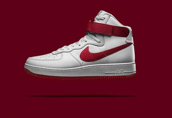 Dòng giày bóng rổ đẹp nhất của Nike Air Force