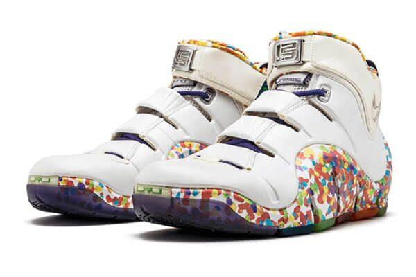 Nike LeBron 4 Fruity Pebbles