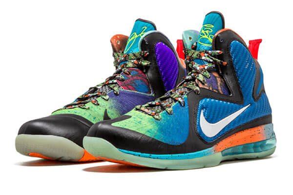 Nike LeBron 9 What the LeBron
